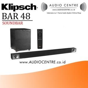 Harga klipsch bar 48 sound bar wireless subwoofer | HARGALOKA.COM