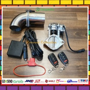 Harga valvetronic exhaust knalpot mobil racing valve tronic exhaust ori   2   HARGALOKA.COM