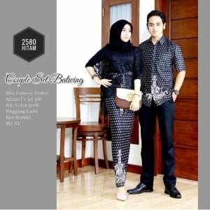 Harga setelan kebaya modern kebaya couple set batwing baju couple pesta   | HARGALOKA.COM