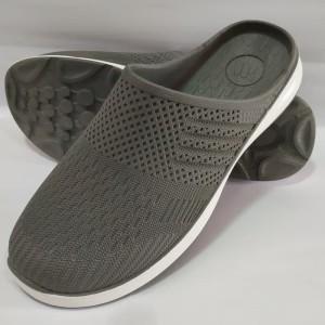 Harga sandal selop pria casual s39 43 sepatu karet model crocs merk | HARGALOKA.COM