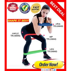 Info Band Loop Tension Resistance Band Karet Elastis Gym Fitness Murah Katalog.or.id