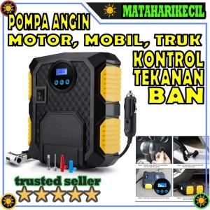 Harga pompa ban mobil truk   cek tekanan angin   kompresor angin | HARGALOKA.COM