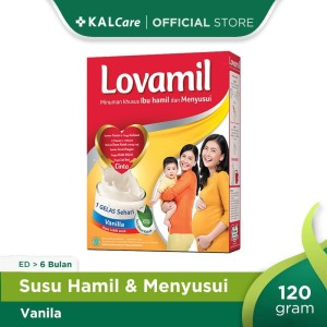 Harga lovamil hamil menyusui vanilla   HARGALOKA.COM