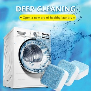 Harga original washing machine cleaner tablet   pil pembersih mesin | HARGALOKA.COM