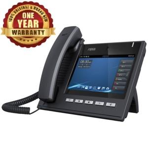 Harga fanvil c600 ip video phone android | HARGALOKA.COM