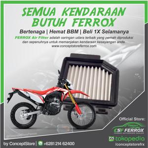 Harga filter udara ferrox honda crf 150   HARGALOKA.COM