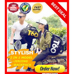 Harga tas travel bag 2 model tas gym olahraga tas traveling | HARGALOKA.COM
