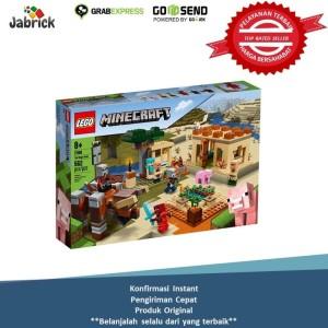Harga lego 21160 minecraft the illager | HARGALOKA.COM