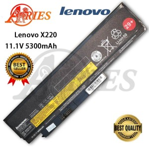 Harga baterai battery batre laptop lenovo thinkpad x220 x220i | HARGALOKA.COM
