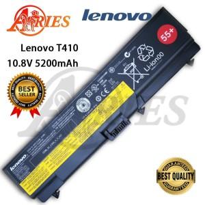 Harga baterai batre laptop lenovo thinkpad t410 t420 t510 t520 w510 | HARGALOKA.COM