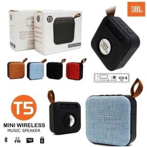 Harga speaker mini bluetooth t5 wireless super | HARGALOKA.COM