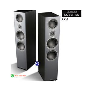Harga mission lx5 lx 5 pasif floorstand speaker sln kef b amp | HARGALOKA.COM