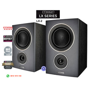 Harga mission lx2 lx 2 pasif bookshelf speaker sln kef b amp | HARGALOKA.COM