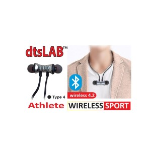 Harga earphone handsfree bluetooth murah dtslab type | HARGALOKA.COM