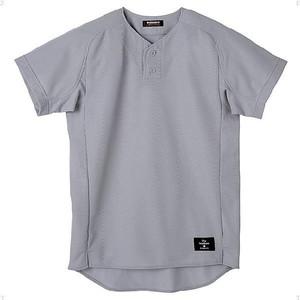 Harga baju jersey baseball softball descente std30ta   abu abu | HARGALOKA.COM