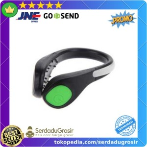 Harga klip lampu sepatu led safety light   a1 | HARGALOKA.COM