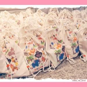 Harga tas ransel serut belacu tas ulang tahun desain suka suka   print 1 | HARGALOKA.COM