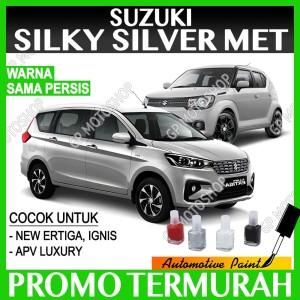 Harga suzuki silky silver cat oles penghilang baret lecet mobil ertiga   HARGALOKA.COM