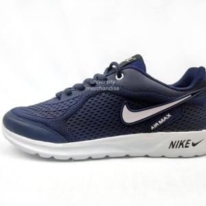 Harga sepatu sneakers sepatu pria sepatu nike full karet casual sepatu lari   biru | HARGALOKA.COM