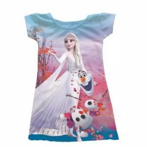 Harga baju anak frozen karakter | HARGALOKA.COM