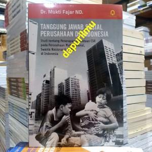 Harga tanggung jawab sosial perusahaan di indonesia studi tentang | HARGALOKA.COM