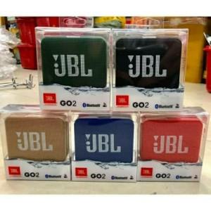 Harga portable speaker bluetooth wireless jbl go2 speaker mini go | HARGALOKA.COM