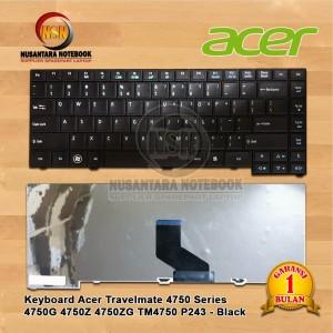 Harga keyboard acer travelmate 4750 4750g 4750z 4750zg tm4750 p243 | HARGALOKA.COM