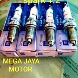 Harga busi chevrolet spark 1200 cc original gm harga set 4 | HARGALOKA.COM