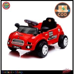 Harga mainan anak mobil dorong mini cooper shp | HARGALOKA.COM