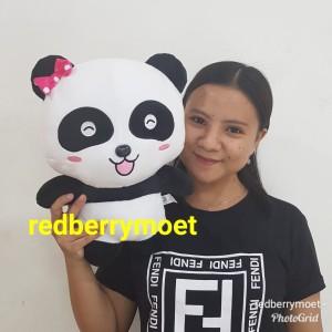 Harga boneka panda lucu panda bus   panda   HARGALOKA.COM