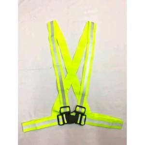 Katalog Rompi Safety Vest Scotlight Bahan Karet Klip Warna Hijau Orange Katalog.or.id