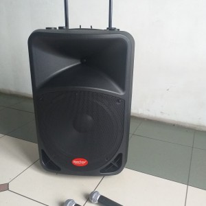 Harga speaker wireless portable baretone 15 34 bwr 250watt original | HARGALOKA.COM