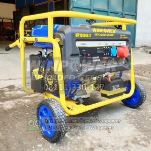 Harga genset generator winpower 7000 watt   3 phase electric | HARGALOKA.COM
