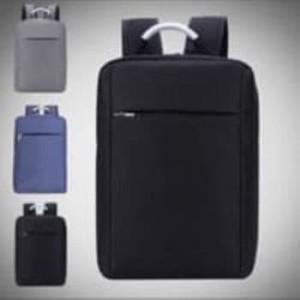 Harga tas ransel tas punggung slim model dengan gagang besi usb new model   | HARGALOKA.COM