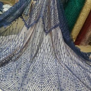 Harga bahan kain tille bordir bahan kebaya gaun tulle | HARGALOKA.COM