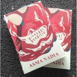 Harga novel bidadari berbisik   asma | HARGALOKA.COM
