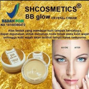 Harga sh cosmetics cream bb glow crystal   cream bb glow | HARGALOKA.COM