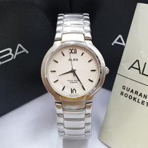 Harga jam tangan wanita alba original casio original arsm05x1 ladies | HARGALOKA.COM