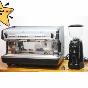 Harga paketan mesin kopi simonelli appia ll 2group volumetric   HARGALOKA.COM