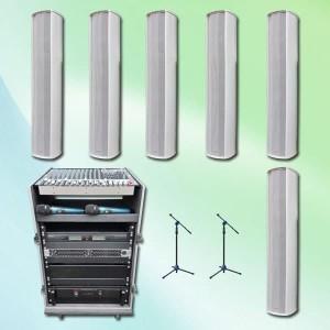 Harga paket sound system stadion lapangan auland st7 speaker   HARGALOKA.COM