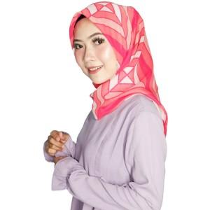Harga zoya kerudung segiempat motif   padma scarf warna | HARGALOKA.COM