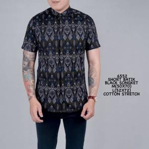 Harga baju kemeja formal batik songket cowok kemeja santai kemeja casual | HARGALOKA.COM
