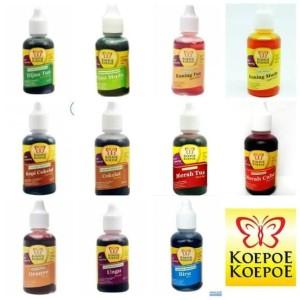 Harga pewarna makanan koepoe koepoe 30ml all varian   kopi | HARGALOKA.COM