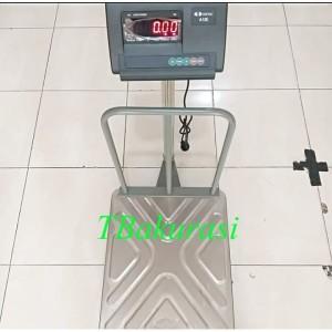 Harga timbangan duduk timbangan barang timbangan sembako 200 | HARGALOKA.COM