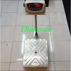 Harga timbangan lantai 150kg digital ekpedisi barang | HARGALOKA.COM