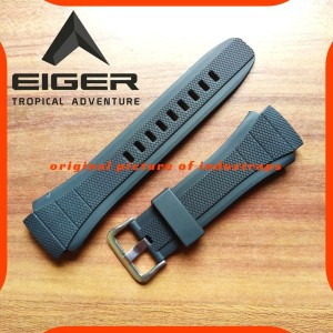 Harga strap tali jam tangan eiger iyw0101 ls0101 iyw101 original   HARGALOKA.COM