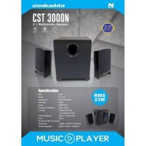 Harga speaker simbadda cst3000n bt   HARGALOKA.COM