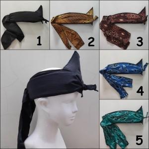Harga ikat kepala anak tradisional batik sunda ikat sunda anak   HARGALOKA.COM