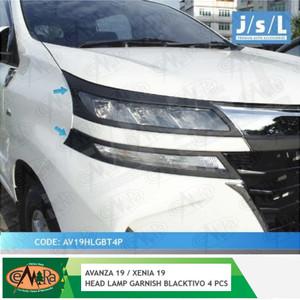 Harga lampu depan garnish lampu depan avanza xenia 2019 | HARGALOKA.COM
