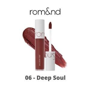 Harga romand rom amp nd zero velvet tint   06 | HARGALOKA.COM
